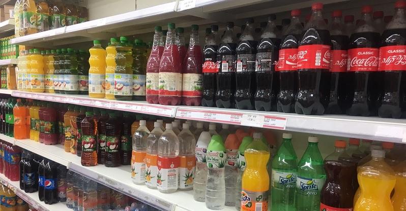 צילום אילוסטרציה: משקאות מוגזים